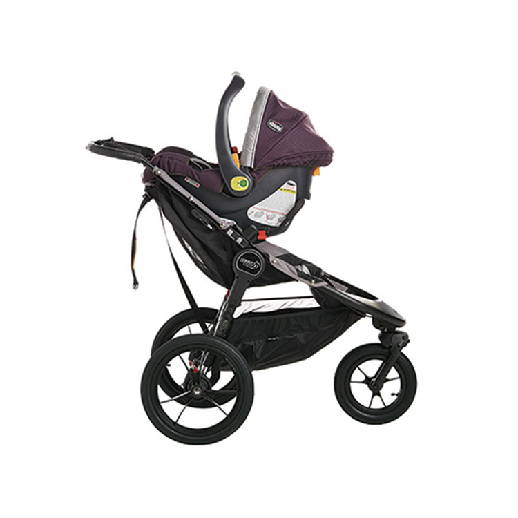Wózek spacerowy Baby Jogger Summit X3- travel system