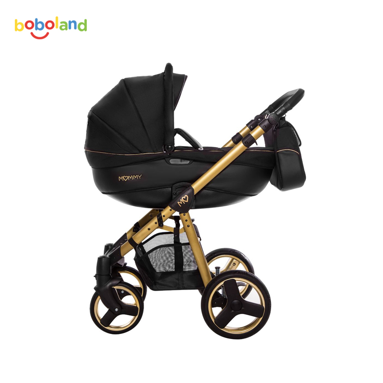 Wózek BabyActive Mommy Gold Edition 2w1 gondola