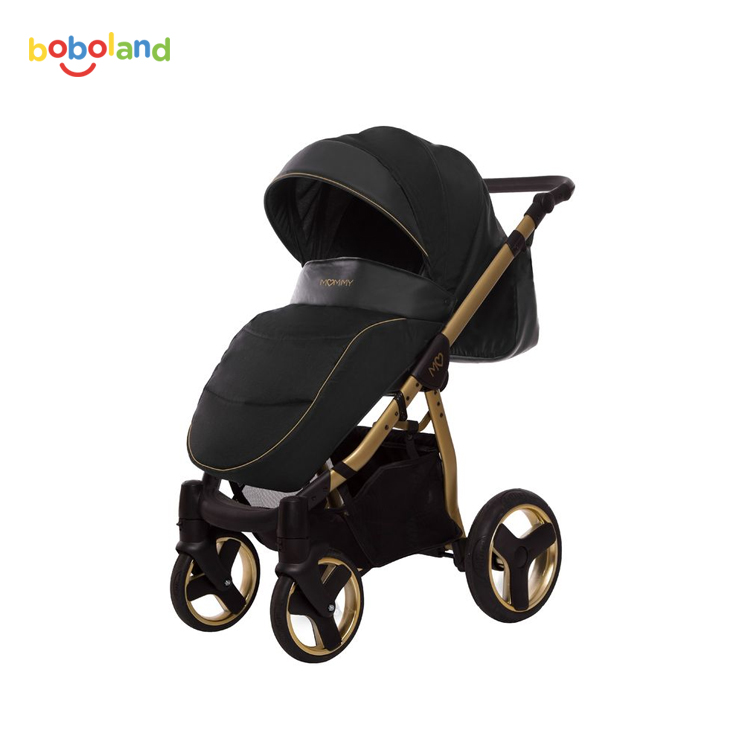 Wózek BabyActive Mommy Gold Edition spacerówka