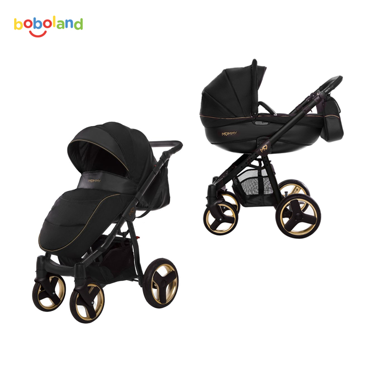 Wózek BabyActive Gold Edition Mommy 2w1