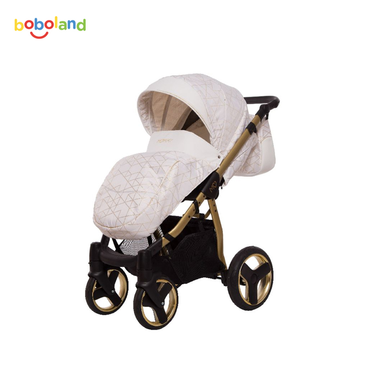 Wózek BabyActive Mommy Gold Edition wozek spacerowy