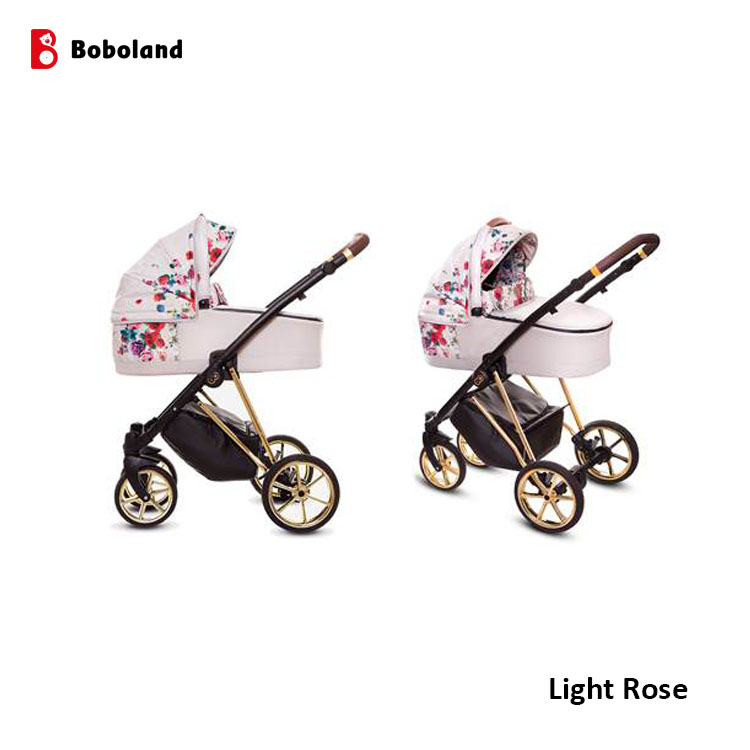 BabyActive Musse Light Rose