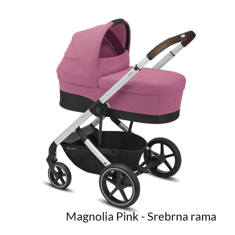 Wózek spacerowy CYBEX Balios S LUX - idealny na każdą nawierzchnię