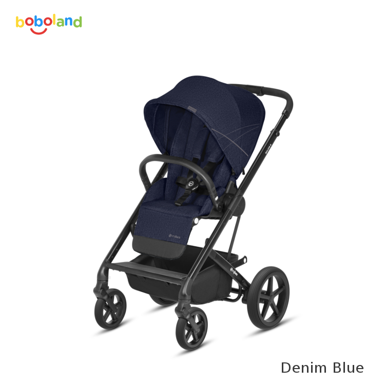 Wózek spacerowy CYBEX Balios S - kolor Denim Blue