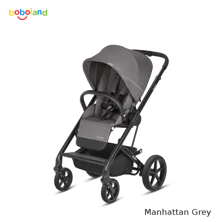 Wózek spacerowy CYBEX Balios S - Manhattan Grey