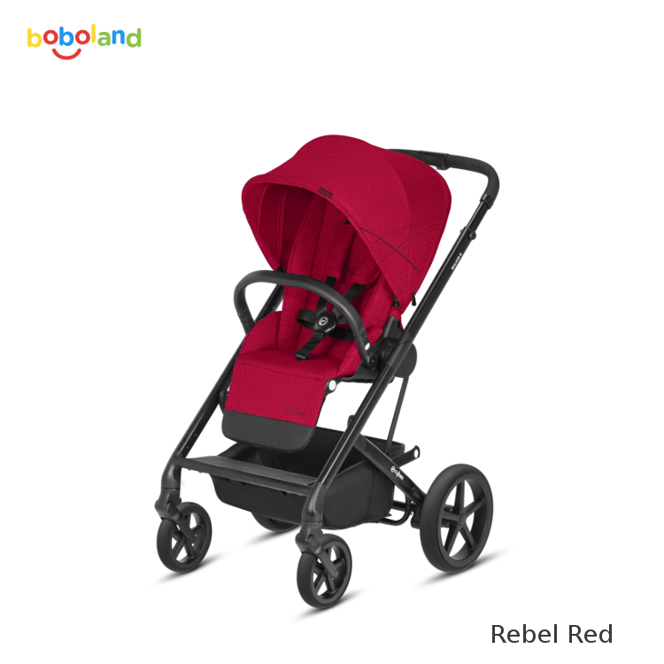 Wózek spacerowy CYBEX Balios S - kolor Rebel Red