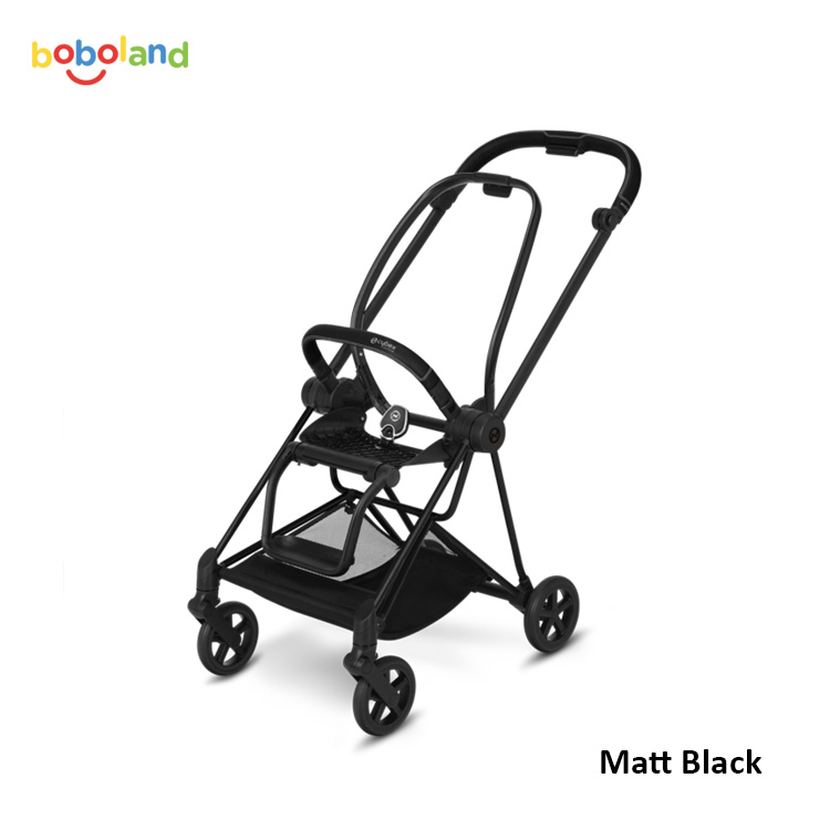 Wózek spacerowy Cybex Mios 2.0 2019 - kolor Matt Black