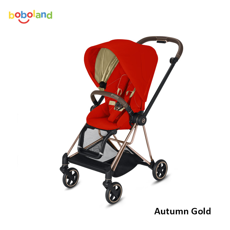 Wózek spacerowy Cybex Mios 2.0 2019 - kolor Autumn Gold