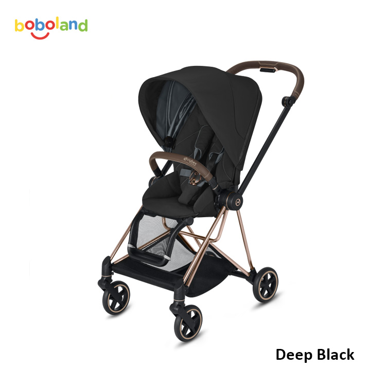 Wózek spacerowy Cybex Mios 2.0 2019 - kolor Deep Black