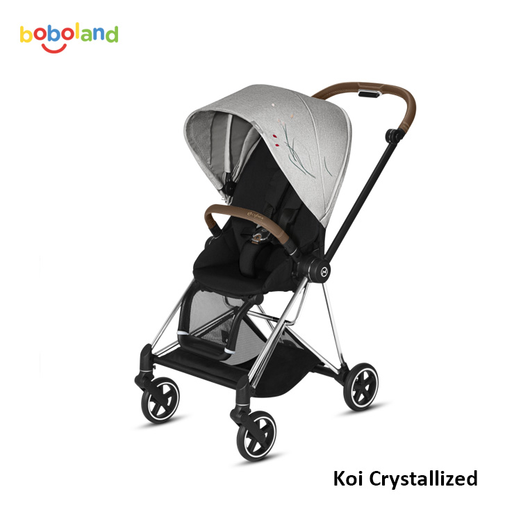 Wózek spacerowy Cybex Mios 2.0 2019 - kolor Koi Crystallized