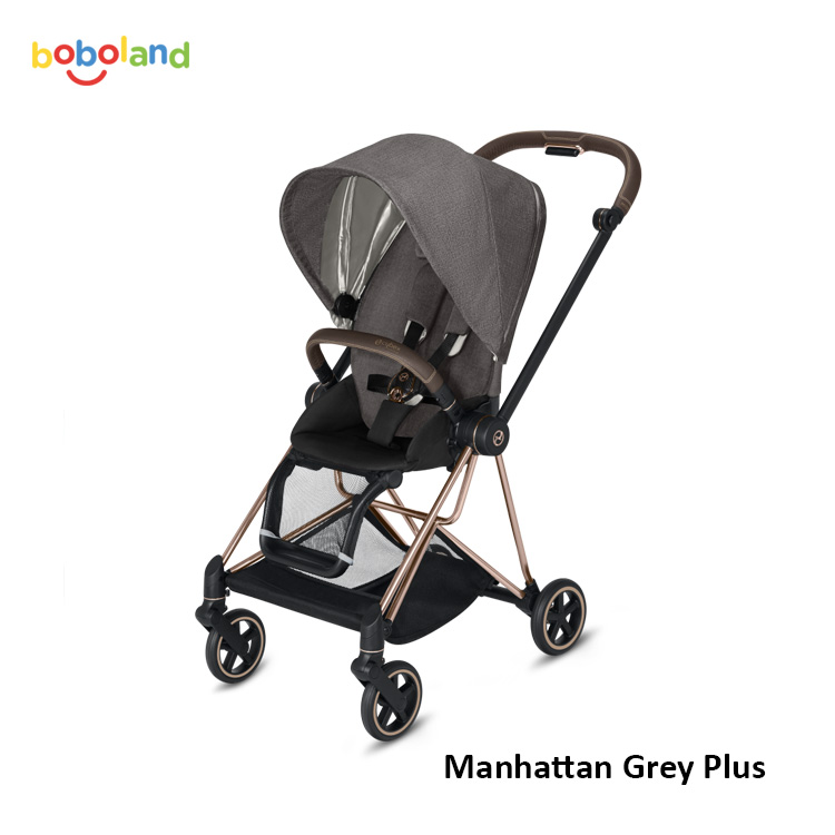 Wózek spacerowy Cybex Mios 2.0 2019 - kolor Manhattan Grey Plus