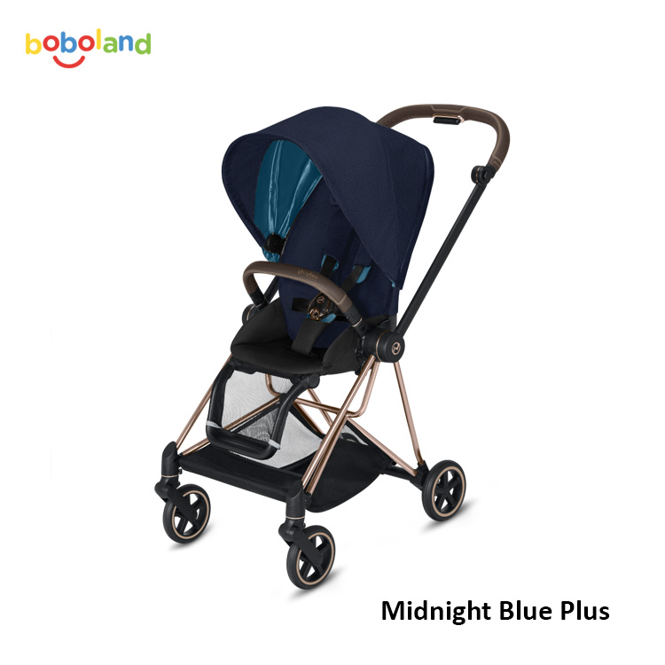 Wózek spacerowy Cybex Mios 2.0 2019 - kolor Midnight Blue Plus