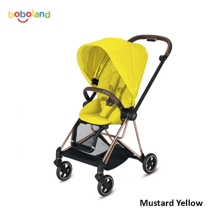 Wózek spacerowy Cybex Mios 2.0 2019 - kolor Mustard Yellow
