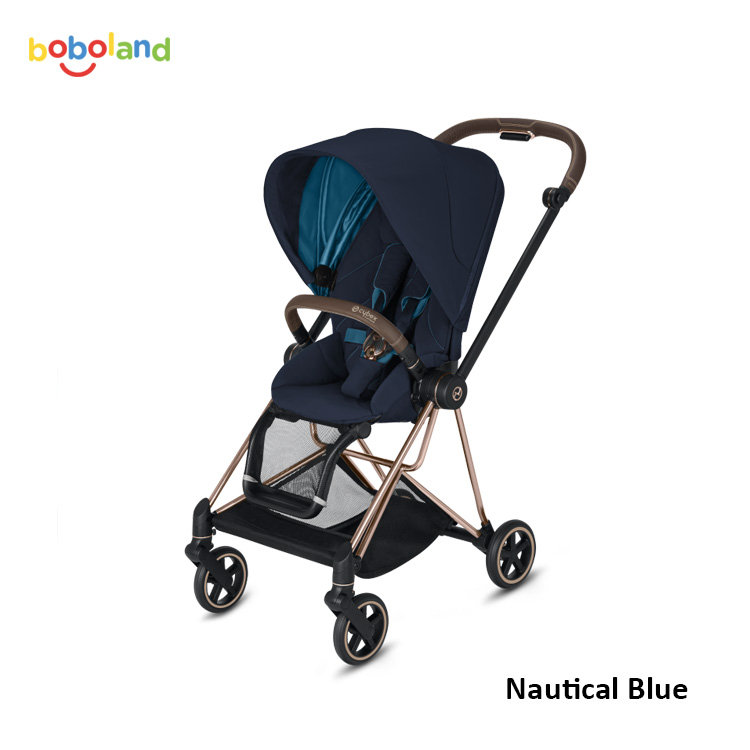 Wózek spacerowy Cybex Mios 2.0 2019 - kolor Nautical Blue