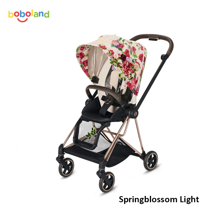 Wózek spacerowy Cybex Mios 2.0 2019 - kolor Springblossom Light