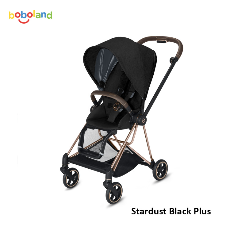 Wózek spacerowy Cybex Mios 2.0 2019 - kolor Stardust Black Plus