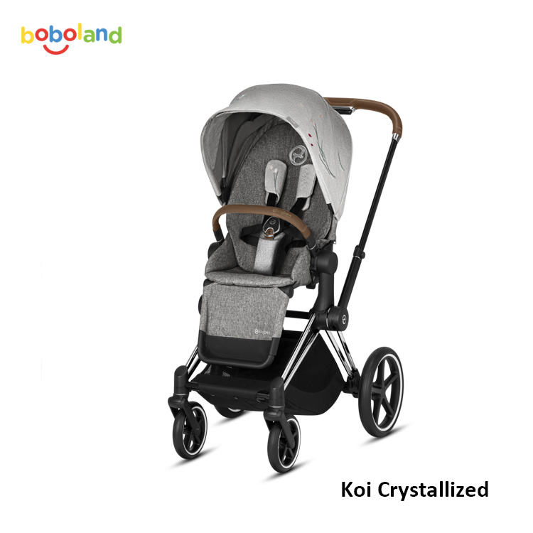Wózek spacerowy CYBEX Priam 2.0 - kolor Koi Crystallized