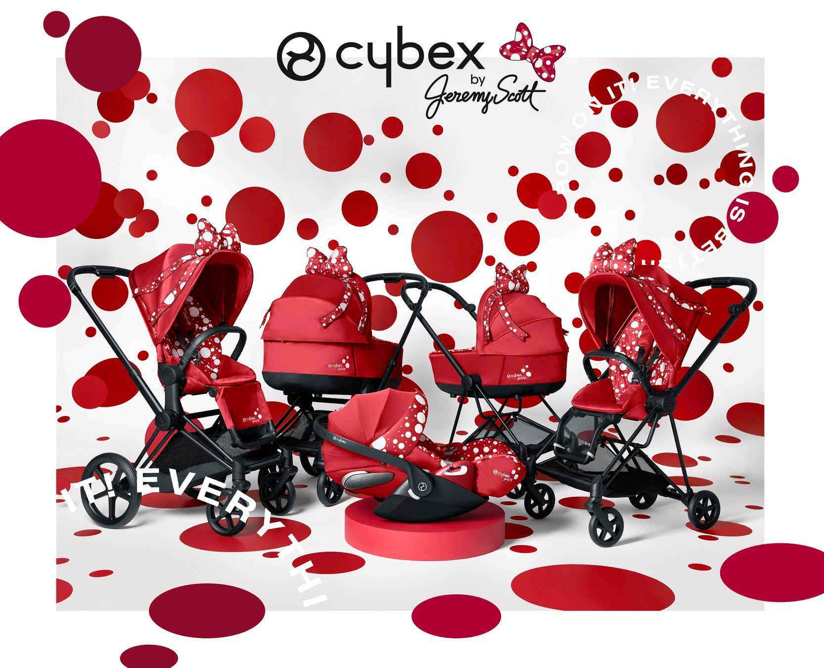 Cybex - Petticoat Red