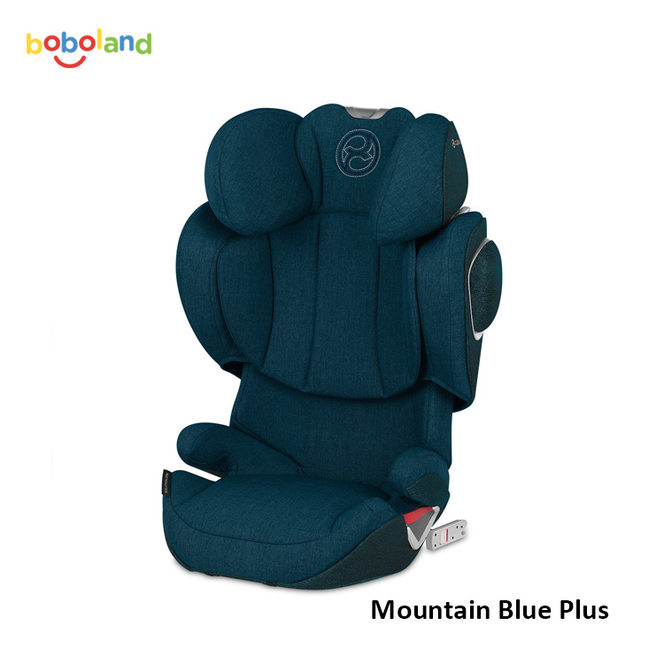 Fotelik samochodowy CYBEX Solution Z-Fix - kolor Mountain Blue Plus