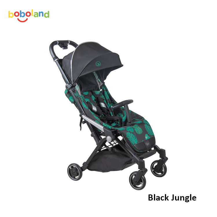 Wózek spacerowy Coletto Lanza black jungle