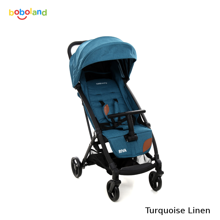 Wózek spacerowy Coto Baby Riva - kolor Turquoise
