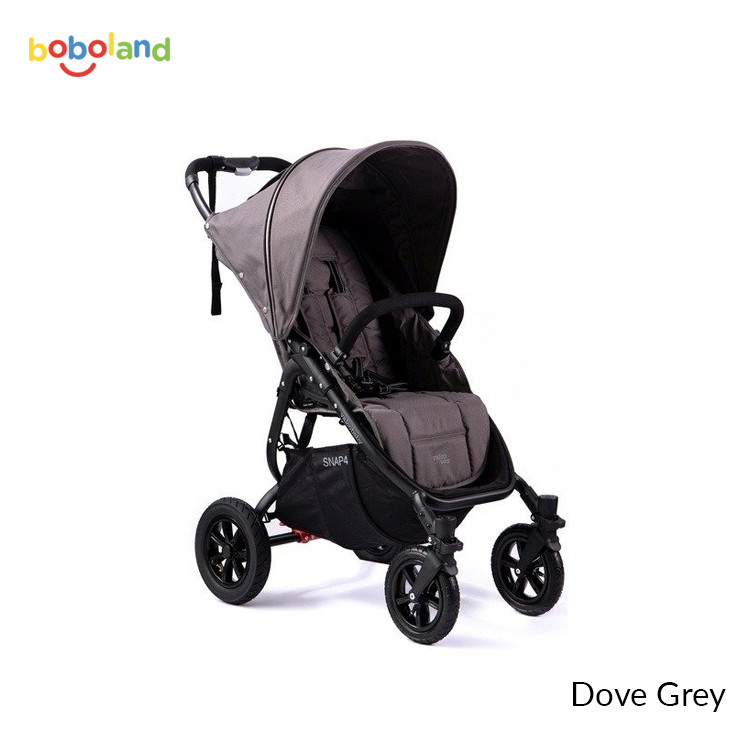 Wózek spacerowy Valco Baby Snap 4 Sport VS - kolor Dove Grey